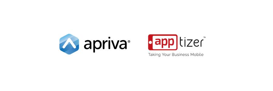 Apriva and Apptizer logo