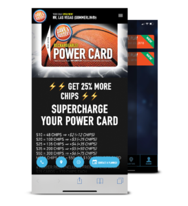 Dave & Busters Loyalty App