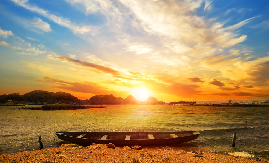 3G Sunset