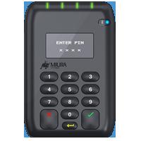 EMV Certified Miura M010