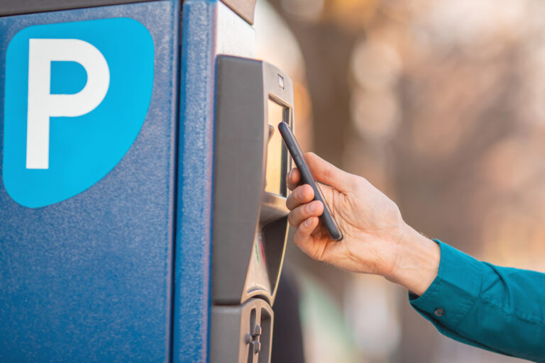 Parking Kiosk Apriva Parking Payment Solutions