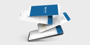 AprivaPay Mobile Payment App Phone Screens