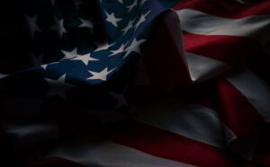 Apriva ISS American Flag